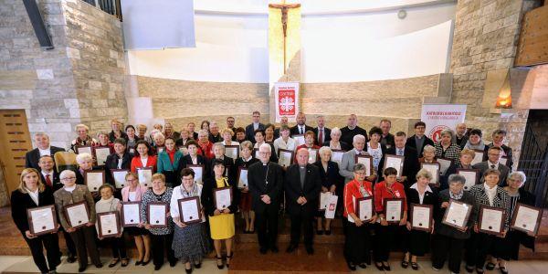 Idén is átadták a Caritas Hungarica Díjakat