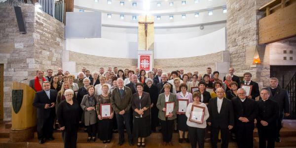 Átadták a Caritas Hungarica díjakat