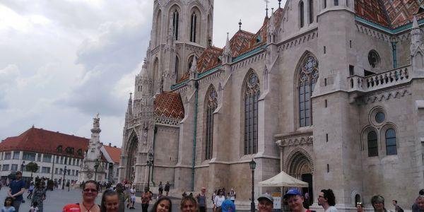 Katolikus hittantábor Száron
